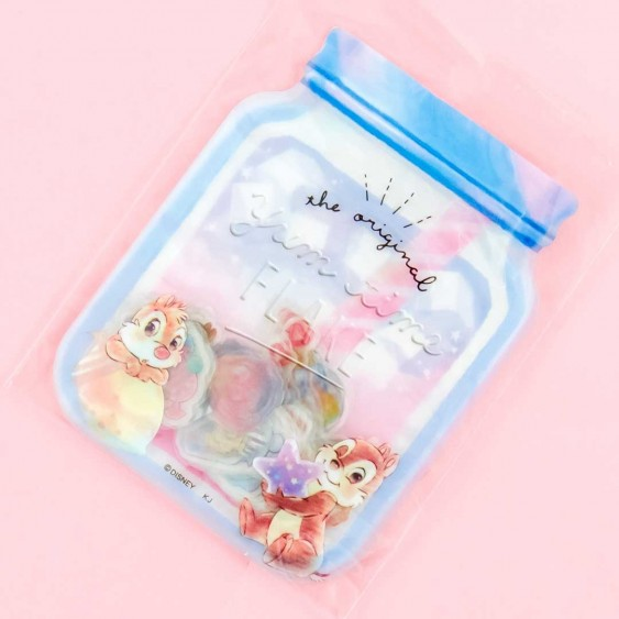 Chip & Dale Candy Sticker Flakes