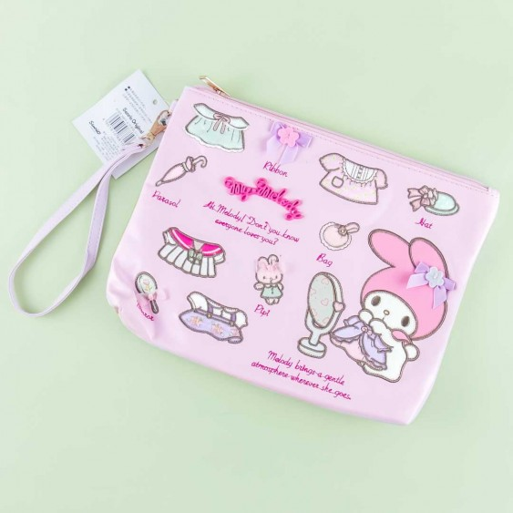 My Melody Dress-Up Pouch