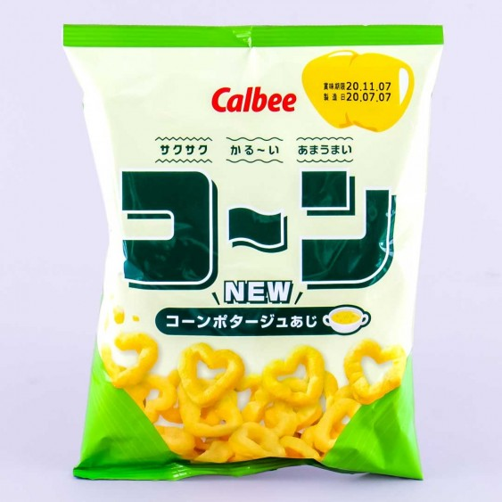 Calbee Corn Snacks - Corn Potage