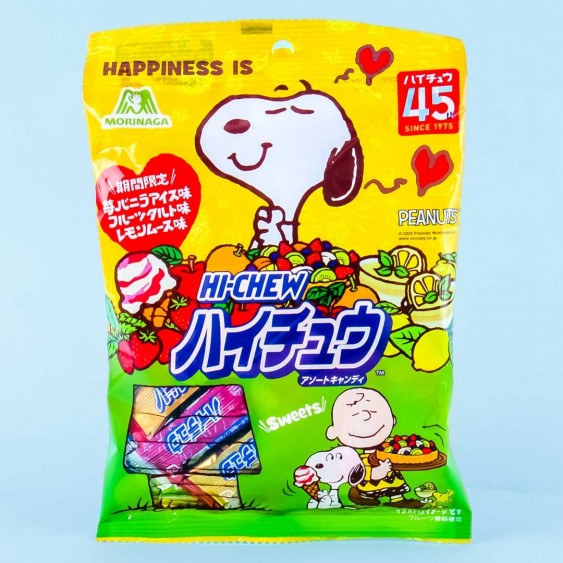 Hi-Chew Snoopy Assorted Candy Bag