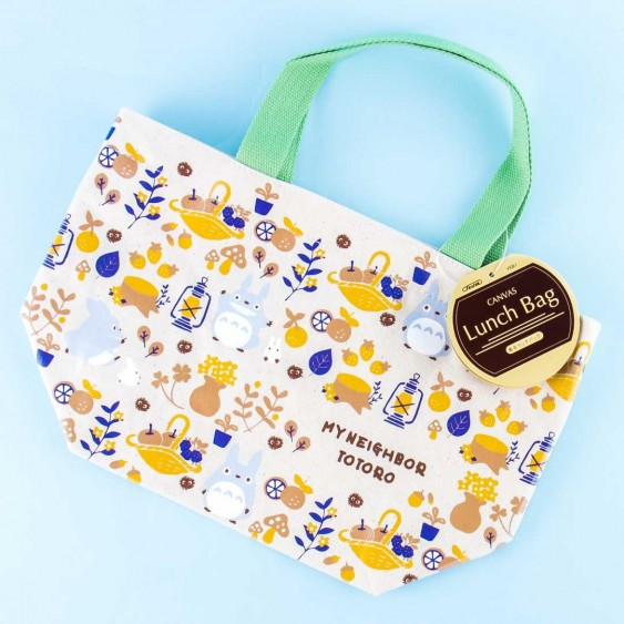My Neighbor Totoro Autumn Picnic Lunch Bag