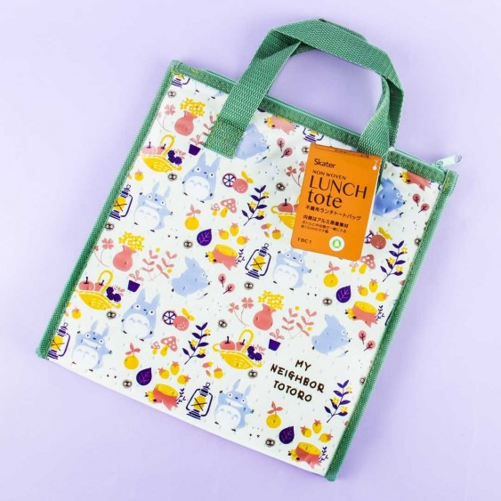 My Neighbor Totoro Insulated Non-Woven Lunch Tote