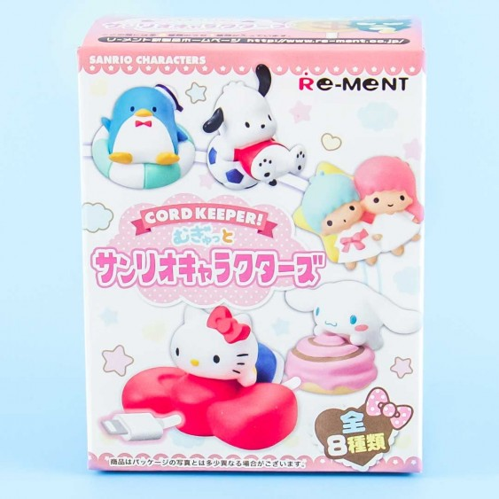 Re-Ment Cord Keeper Sanrio Characters