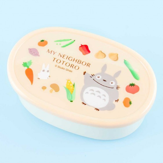 My Neighbor Totoro Vegetables Bento Box Set - 3 pcs