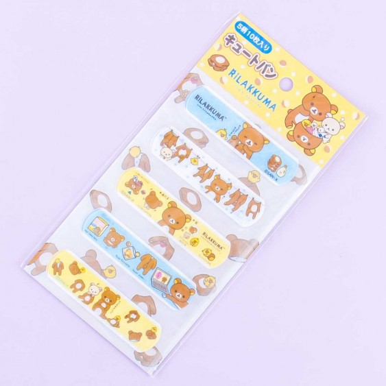 Rilakkuma Work Time Bandages