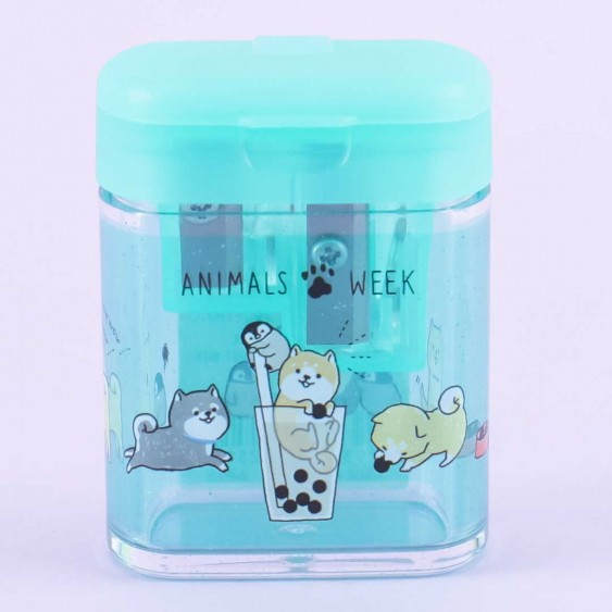 Animals Week Sharpener