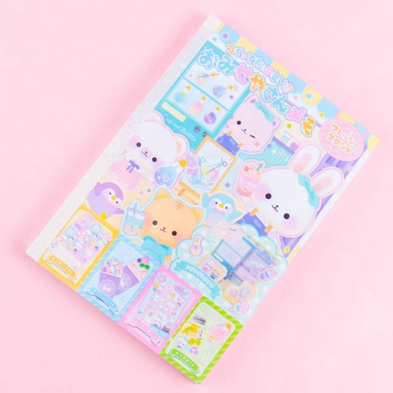 Chibi Animal Cafe Notebook