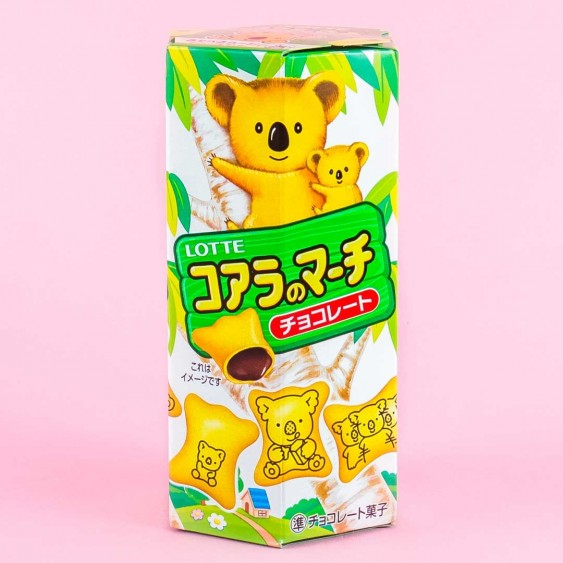 Lotte Koala March Chocolate Cookies