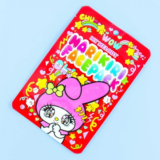 My Melody Face Mask Pack