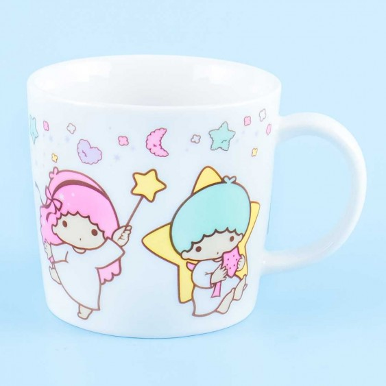 Little Twin Stars Cloudy Shapes Cup
