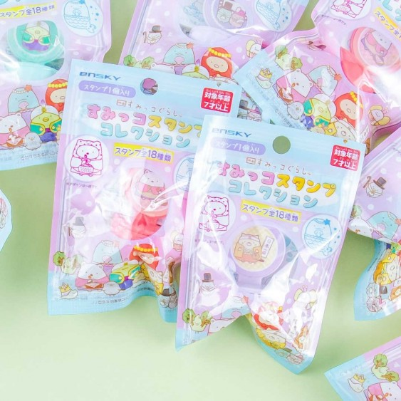 Sumikko Gurashi Movie Magic Stamp