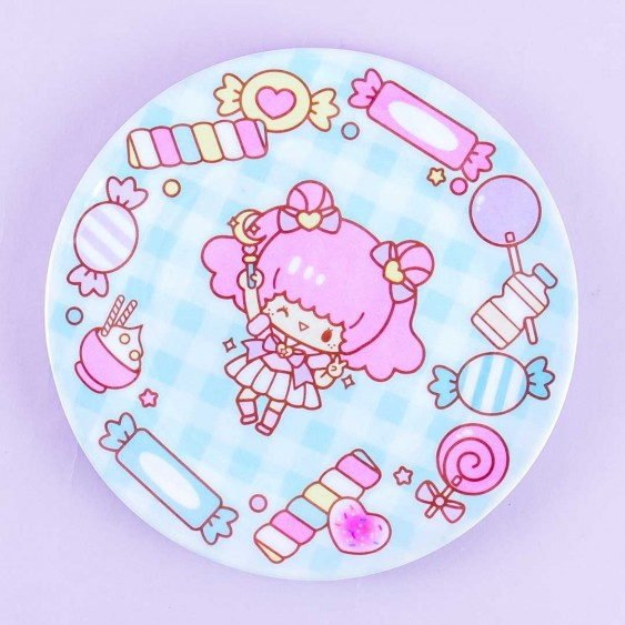 Aiko's Candy Magic Round Plate