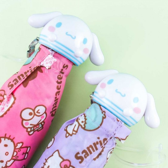 Cinnamoroll Big Head Portable Foldable Umbrella