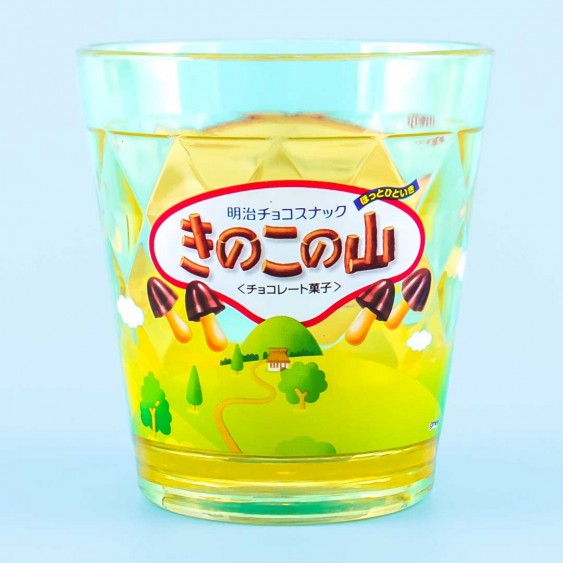 Kinoko No Yama Transparent Cup
