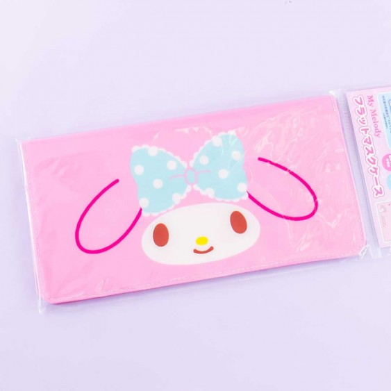 Smiling My Melody Face Mask Case