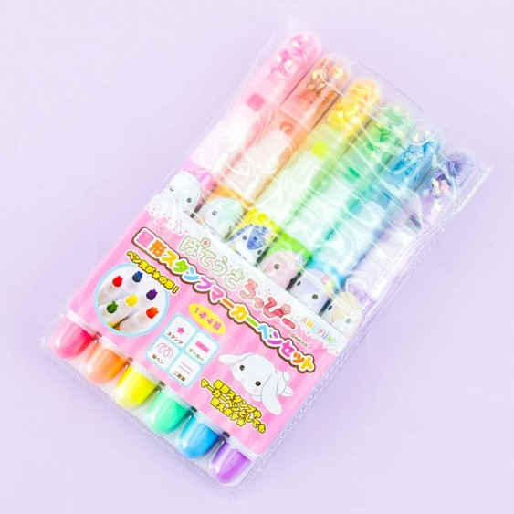 Pote Usa Loppy Star-Shaped Markers