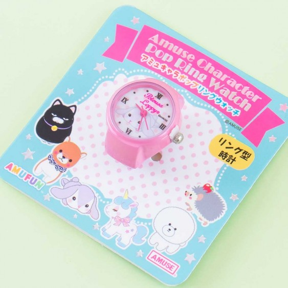 Pote Usa Loppy Pop Ring Watch - Sumire-Chan