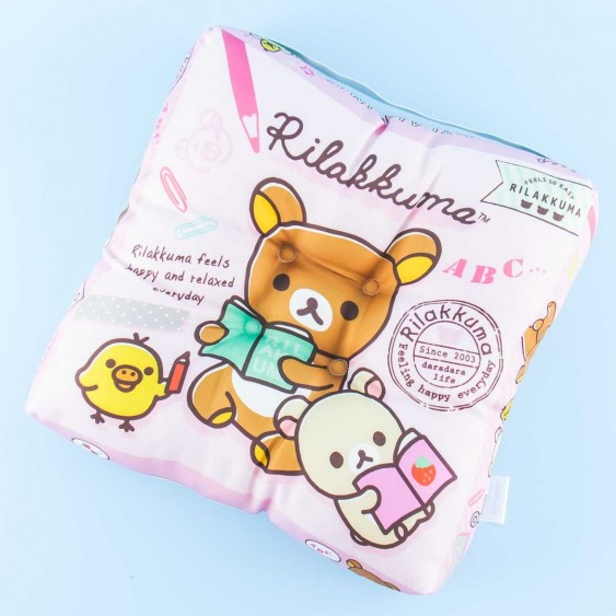 Rilakkuma Study Time Seating Cushion