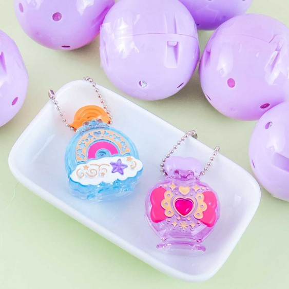 Healin' Good Pretty Cure Element Bottle Charm 2 Gachapon