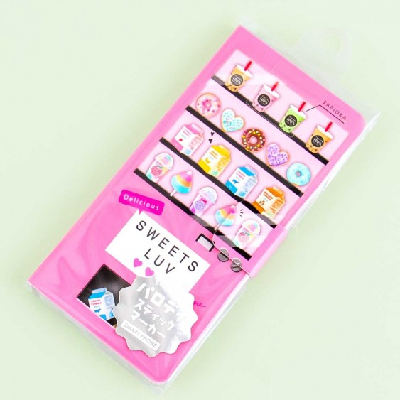 Delicious Sweet Love Sticky Note Booklet
