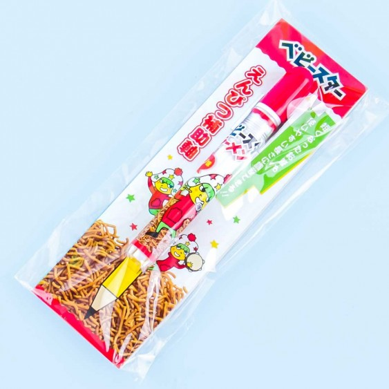 Baby Star Chicken Ramen Pencil Extender