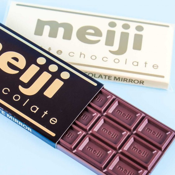 Meiji Chocolate Mirror