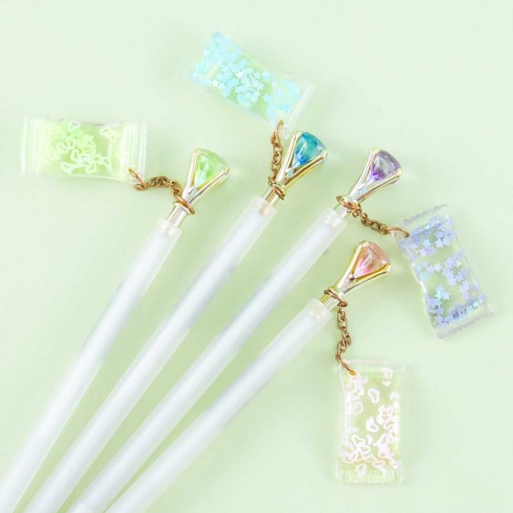 Diamond Candy Bag Mechanical Pencil