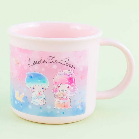 Little Twin Stars Picnic Cup