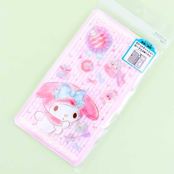 My Melody Gifts Face Mask Case