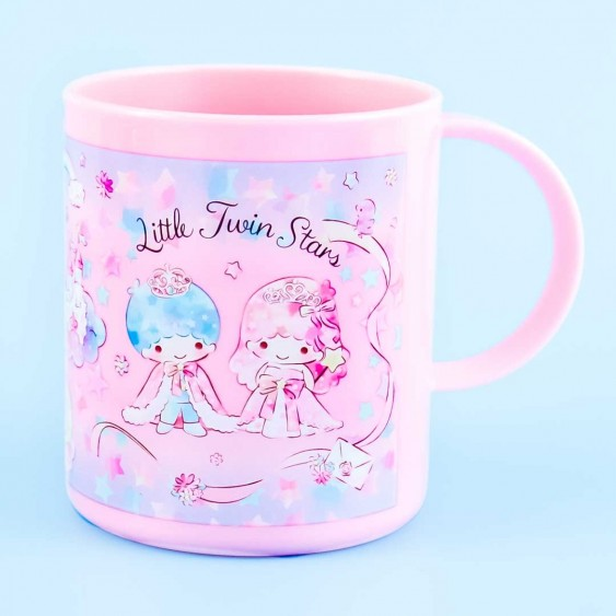 Little Twin Stars Cloud Realm Unicorn Cup