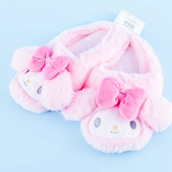 My Melody Fluffy Indoor Slippers