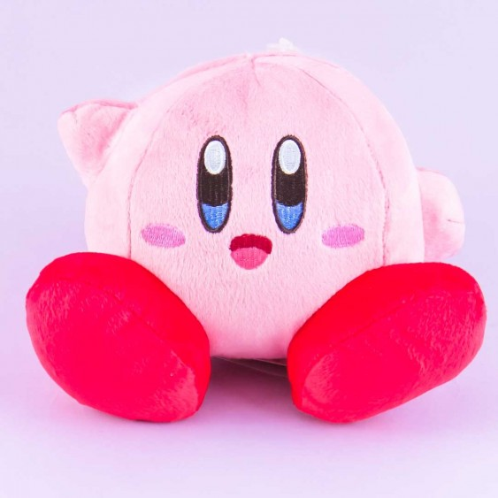 Kirby Adventure All Star Collection Plushie - Medium
