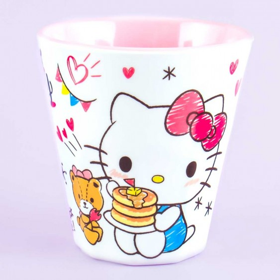 Hello Kitty Pancake Time Cup
