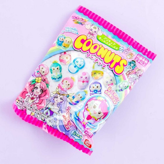 COO'NUTS PreCure All-Stars Series 3 With Gum