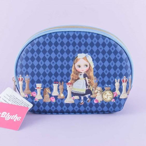 Blythe Time After Alice Shell Pouch