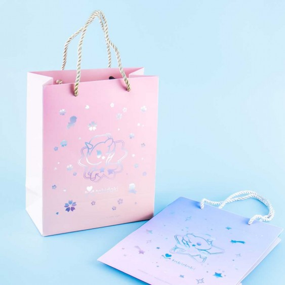 Sakura Unicorn Gift Bag