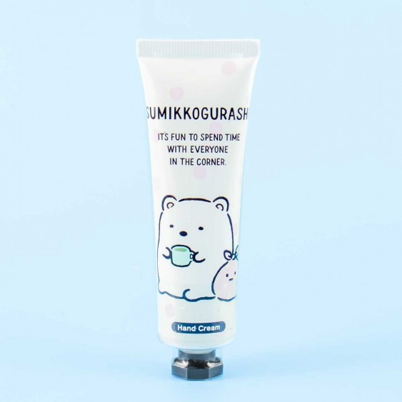 Sumikko Gurashi Fruity Hand Cream - Peach