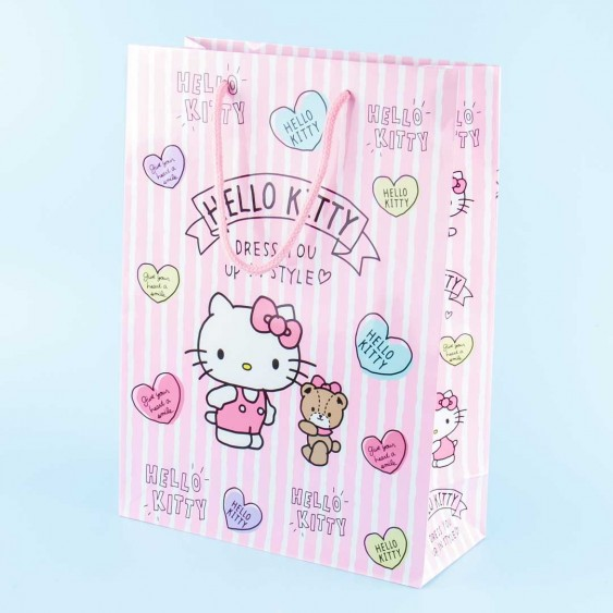 Hello Kitty Dress You Up In Style Gift Bag