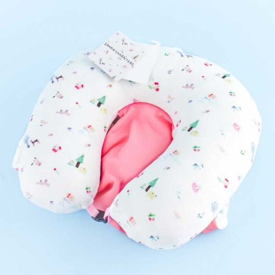 Sanrio Characters Hooded Neck Pillow