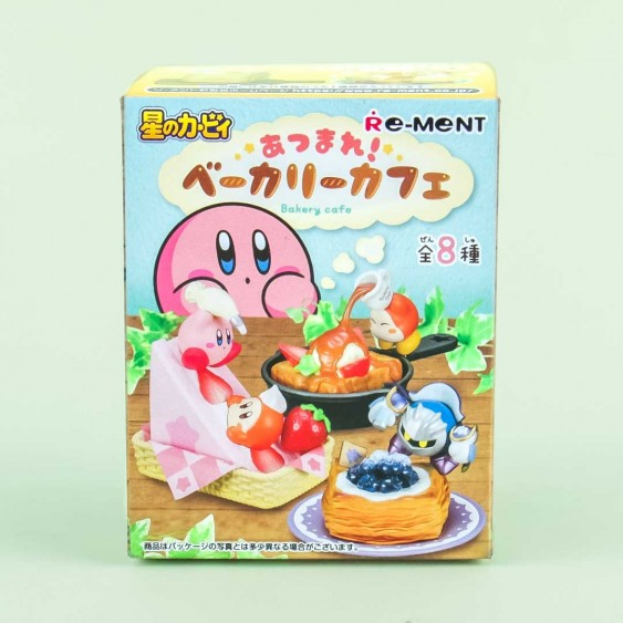 Re-Ment Kirby Bakery Cafe