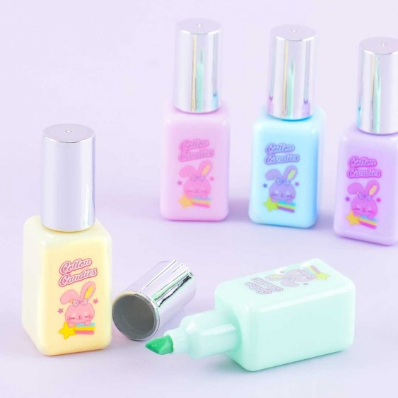 Amuse Cotton Candies Nail Polish Bottle Highlighter
