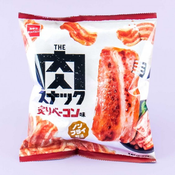Oyatsu THE Meat Grilled Bacon Snacks