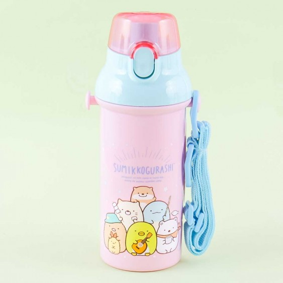 Sumikko Gurashi Camping Time Water Bottle