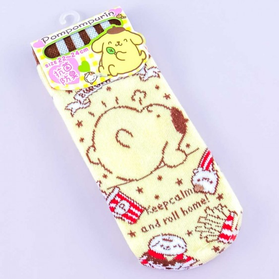 Pompompurin Happy Tummy Socks