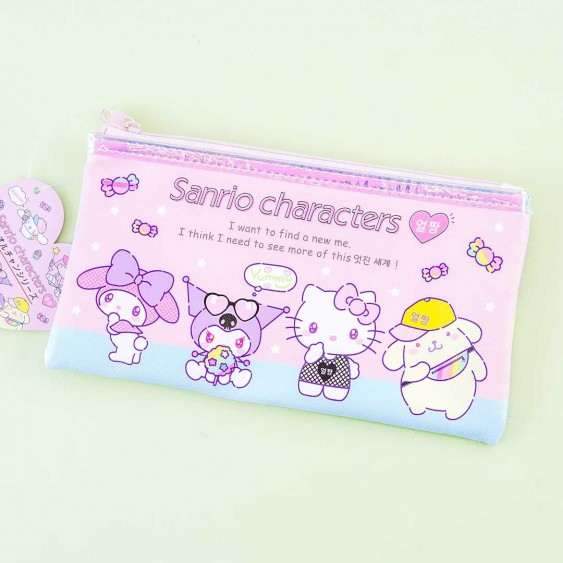 Sanrio Characters Ulzzang Series Flat Pouch