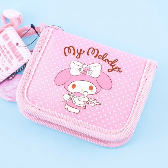 My Melody Maiden Wallet
