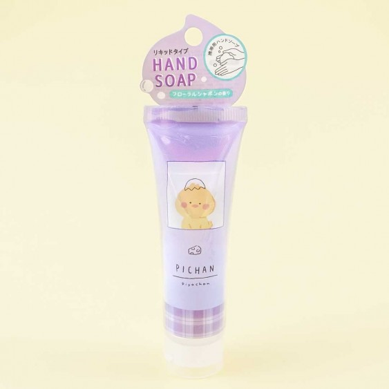 Pichan The Chick Hand Soap - Floral