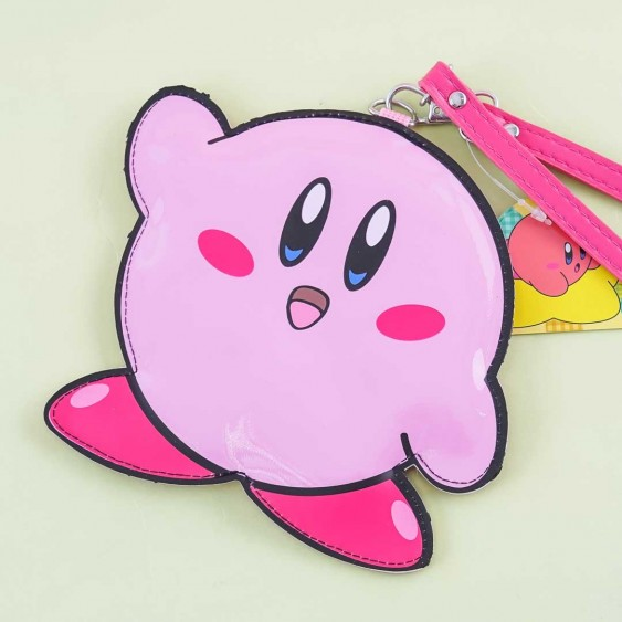 Kirby Happy Wave Card Case