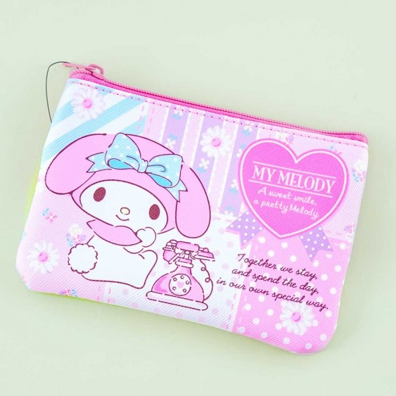 My Melody Sweet Smile Tissue Pouch