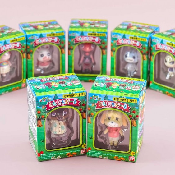 Animal Crossing Tomodachi Doll With Candy